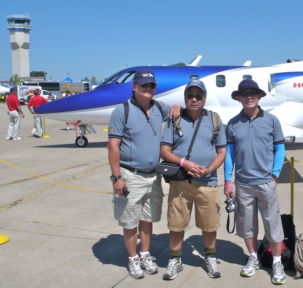 JFC members visit Oshkosh
