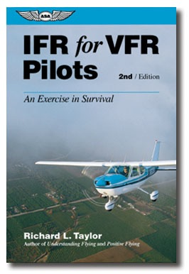 Books IFR for VFR pilots